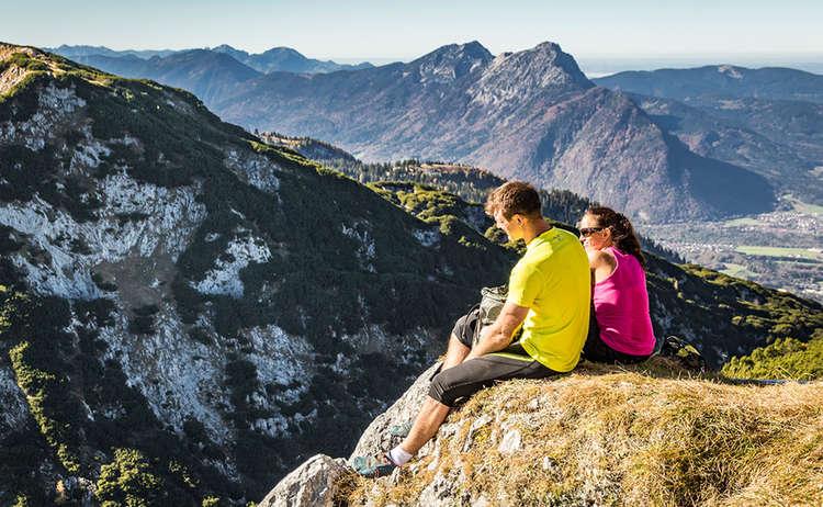 Aussicht vom Untersberg