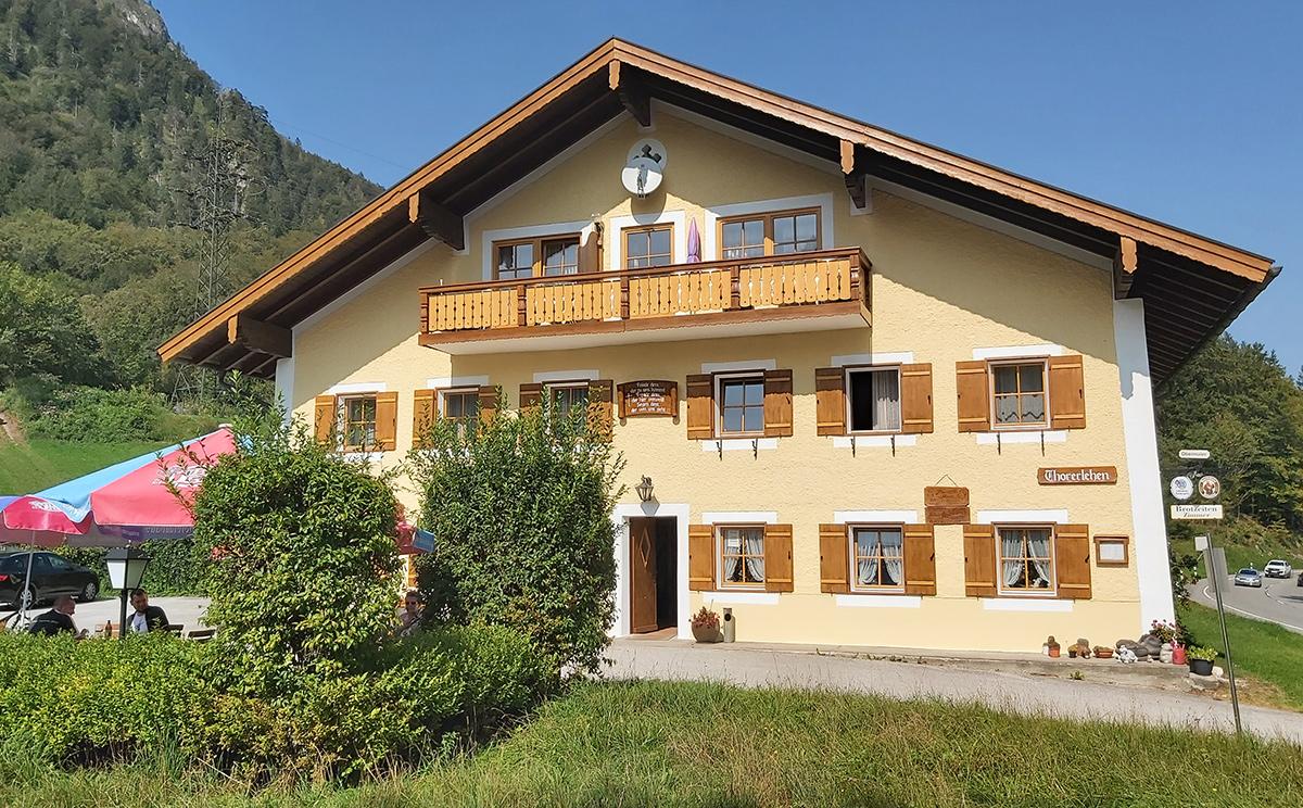 Gasthaus Obermaier Thorerlehen 1