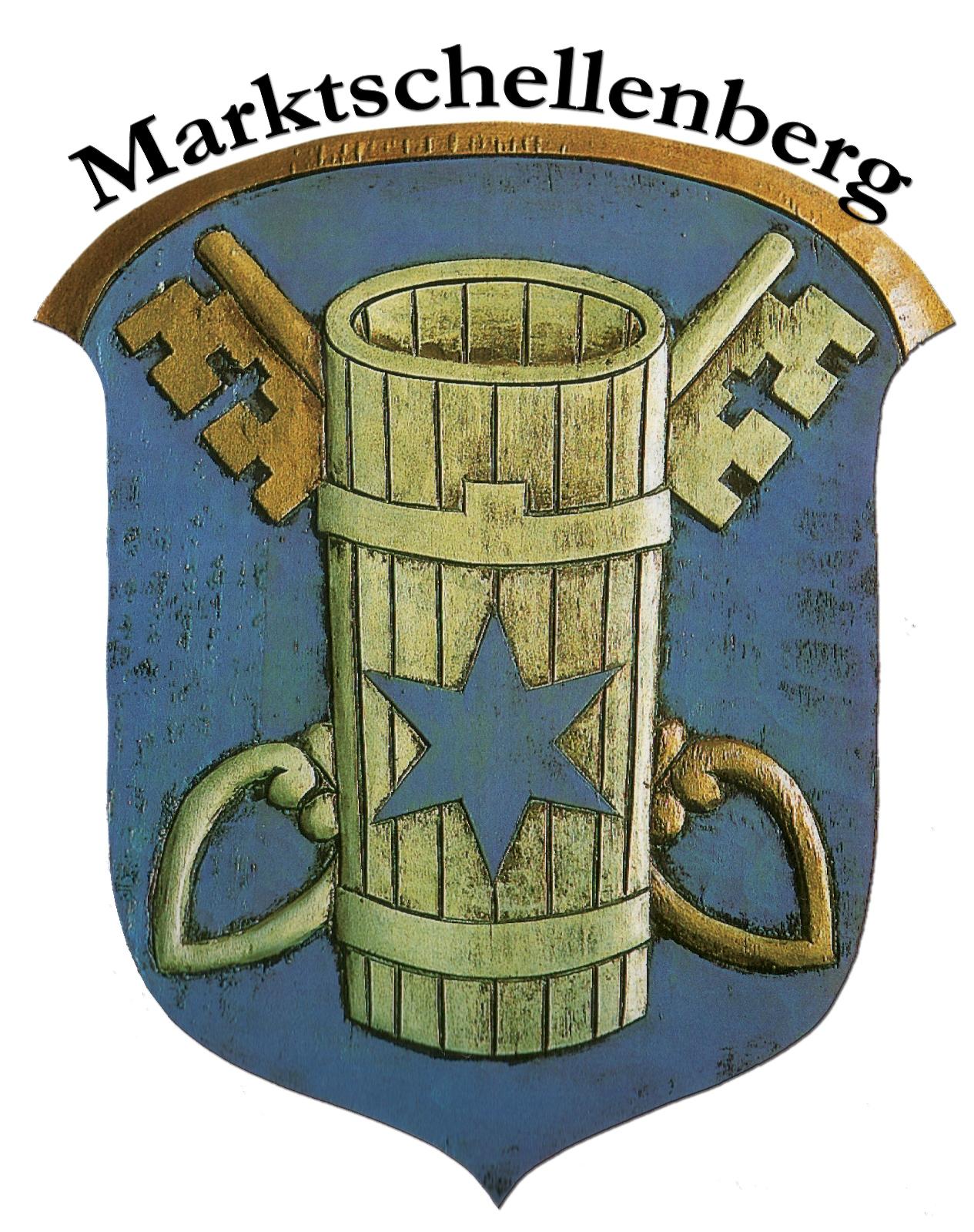 Wappen Marktschellenberg