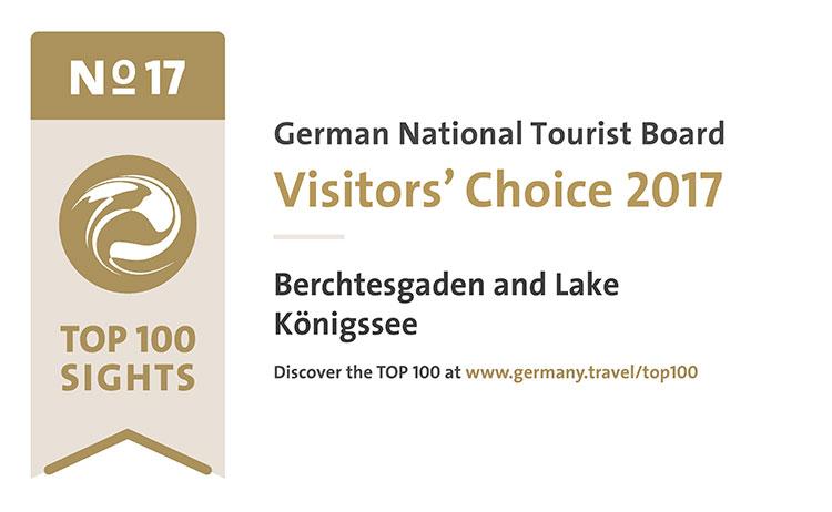 Top100 Berchtesgaden Koenigssee