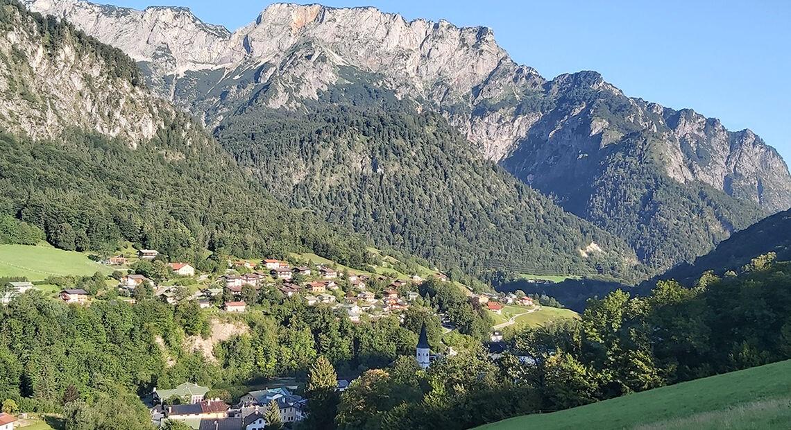 Untersberg Marktschellenberg Berchtesgaden
